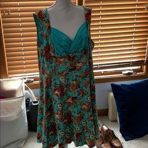 Lindy Bop Shelf Bust Dress